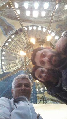 Индивидуальные экскурсии по Стамбулу и городам Турции  Секреты Софийского Собора  www.russkiygidvstambule.com  Info@russkiygidvstambule.com