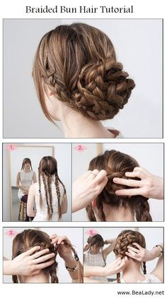 15 Different Hairstyles That Are Easily Obtained Even By The Average Women Who Have No Skills To Make Their Hair