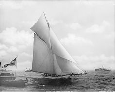 America's Cup: A History in Photos J Class Yacht, Boating Holidays, Classic Yachts, Classic Sailing, Boat Design, Yacht Design, Wooden Boats, Model Ships, Tall Ships