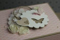Box/Verpackung für Babyschuhe, Bild6, gebastelt mit Produkten, Stanzen und Stempeln von Stampin' Up!