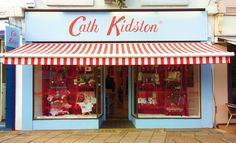 Cath Kidston store in Chiswick- Cath Kidston lives in Chiswick