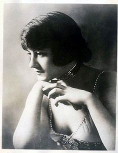 Lillian Lorraine was an American stage and screen actress of the 1910s and 1920s, best known for her beauty and for being perhaps the most famous Ziegfeld Girl in the Broadway revues Ziegfeld Follies during the 1910s.