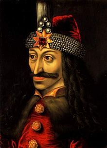Vlad Tepes does not mean Vlad The Impaler. Tepes from TEAPA (stake), with ironic ending -es for family names; is rather equivalent of McImpale For more information, see Dracula Invades England Vlad Der Pfähler, Vlad El Empalador, Innsbruck, Order Of The Dragon, Vlad The Impaler, Painting Edges, Stretched Canvas Prints, Impala, Giclee Print