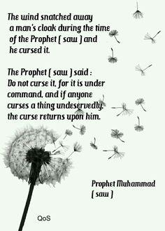 Hadith (saying) of Prophet Muhammad (saw)