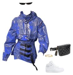 Out for groceries by sarah-pascual on Polyvore featuring polyvore, fashion, style, NIKE, Chanel, Cartier, Puma and clothing
