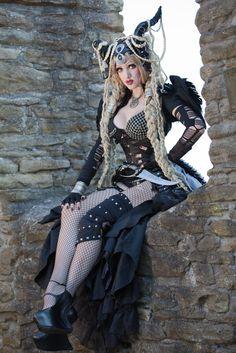 Dark Nell - Gothic Fantasy von Gerd H.