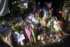 George Michael fans host public memorial service