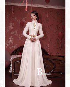 circassian wedding dresses