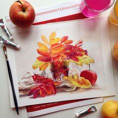 TopCreator - Осенний натюрморт