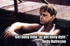 The Shawshank Redemption (1994) | 22 Of The Most Powerful Quotes Of Our Time
