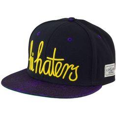 Cayler & Sons Cap Hi Haters black/purple/yellow ★★★★★