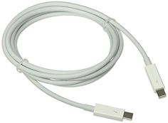 Apple Thunderbolt Cable MC913ZMA * Find out more about the great product at the affiliate link Amazon.com on image.