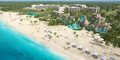 From the deep sea fishing area renowned for billfish and the compelling championship golf courses to the eco-parks and adventure tours, your vacation at Secrets Cap Cana will be far from ordinary.