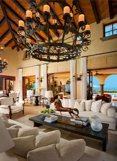 SAN JOSE DEL CABO RESIDENCE MEXICO Living Room Wall Designs, Living Room  Walls, Living