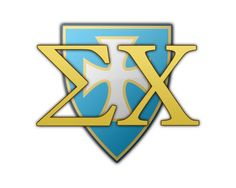 sigma chi norman shield and letters