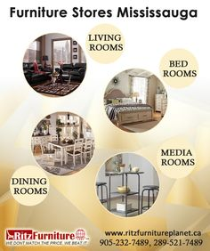 Furniture Stores Mississauga Design your home with designer furniture in Mississauga. For more details visit at: http://www.ritzfurnitureplanet.ca and call at: 905-232-7489, 289-521-7489. #furniture #furniturestoremississauga