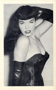 Bettie Page Vintage Sleaze #vintage #sleaze #vintagesleaze