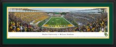 Baylor Bears Panoramic - McLane Stadium Picture