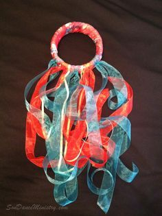 Son Dance Ministry - Worship Streamers, Worship Flags & Accessories