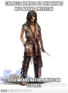 Assassins Creed 3 Logic