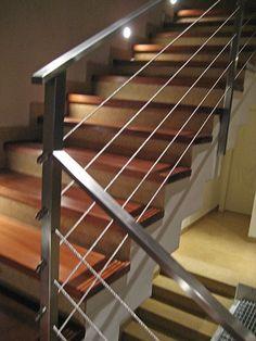 אופציה נחמדדה בעיני לנירוסטה (הבנתי שגם פה אפשר שהעמודים יצאו מהמדרגה)