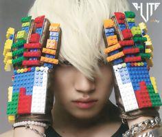 Daesung lego hands....