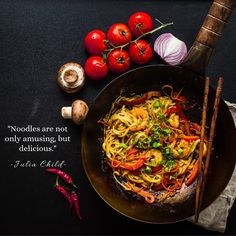 We couldn't agree more, Chef Julia! We've made noodles even better with safer* ingredients so you can eat it everyday! Plus it has 25 grams of high-quality protein--as much protein as 1 scoop of protein powder! Protein Noodles, Love Eat, Sun Dried, Determination, Paella, Gym Motivation, Fitspo, Cardio, Bodybuilding