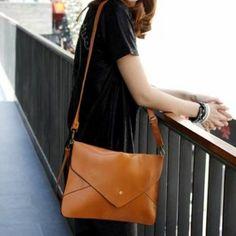 Bolsa feminina envelope | Bolsas | | TriClick por R$71,90