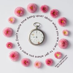 Don't waste time upset about where you are. Use it to get where you want to be. Learn to THINK HAPPY with my bestselling book. To Be Wanted, Happy Quotes, Happiness Quotes, Breakup, Bracelet Watch, Book, Inspiration, Biblical Inspiration, Breaking Up