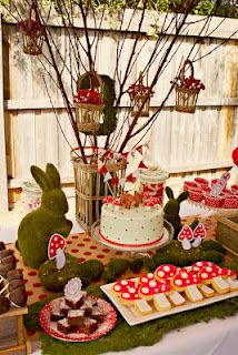 The Inspired Occasion: Woodlands Theme - Client Feature