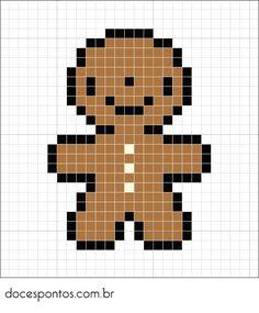 Doces Pontos: Gingerbread