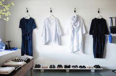 Tiina the Store, Daniela Gregis display