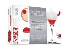 Überraschung mal anders. DasMolekularküche Cocktail-Set ist einetolle Idee für Hobby Barkeeper und Hobby Köche, die keine Angst vor Experimenten haben. Als Geschenk zur Partyeinladung, zum Geburtstag oder zu Sylvester.