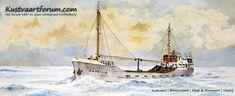 De tjalk in binnen- en buitenvaart. - Pagina 267 - SCHEEPVAART FORUM Model Ships, Rotterdam, Daihatsu, Sailing Ships, Places To Visit, Painting, Coasters, Pontoons, Kunst