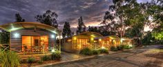 Accommodation - Poolside Villa - BIG4 Deniliquin Holiday Park. These luxurious villas sleep up to 6 and have everything you need for a great holiday.