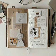 Bullet Journal Writing, Bullet Journal Aesthetic, Bullet Journal Ideas Pages, Bullet Journal Inspo, Art Journal Pages, Photo Humour, Art Diary, Arte Sketchbook, Wreck This Journal