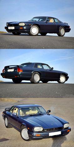 1990 Jaguar XJ12 XJR-S 6.0 TWR Sport