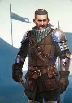 Mittelreicher / Albernier / Soldat / Söldner