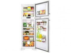Geladeira/Refrigerador Consul Frost Free - Freezer Duplex 275L CRM35NBANA