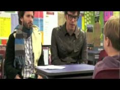 Flight of Conchords FEEL INSIDE AND STUFF LIKE THAT WITH KIDS