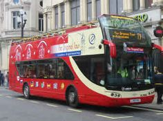 London: The Original London Sightseeing Tour    Adult (16+) £23.00    Child (5-15) £11.00     http://www.theoriginaltour.com/