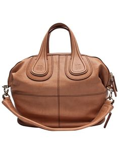 Nightingale medium shoulder bag in nude from Givenchy