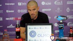 """Sergio Molina: """"El objetivo, mantener la portería a cero y mejorar en la parcela…"""