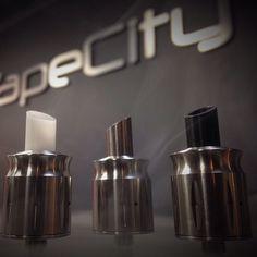 Element Atomizer are now available!  VapeCity Chicago Phone orders | 847-461-ECIG  #vapelife #vapeporn #mechanical #mods #RDA #rba #vapors #vapecommunity #rebuildables #clouds #chitownvapors #vapes #vaping #drippers #Padgram
