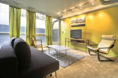 Check out this awesome listing on Airbnb: Bright, Large Studio Apt Sleeps 5!! in Washington