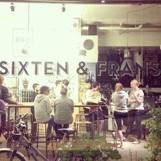 Café Sixten & Frans.