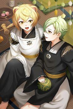 Touken Ranbu, Katana, Anime Boys, Artist, Cute, Manga, Artists, Kawaii, Manga Anime