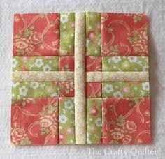 Splendid Sampler Block 5 by Julie Cefalu