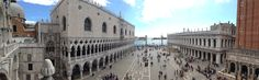 San Marco, from the roof top.  Venice, Italy