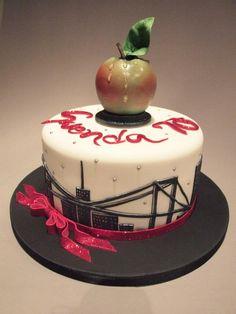 The Big Apple Cake by Emma Jayne Cake Design